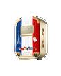Valise Swiss Premium Chocolate Napolitains France 360g