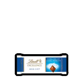 Mini tablette Lindt EXCELLENCE Lait 35g