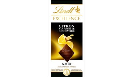 Excellence Noir Citron Pointe de Gingembre