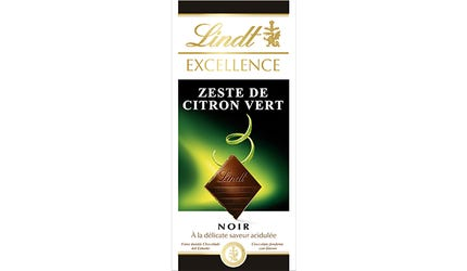 Excellence Noir Zeste Citron Vert