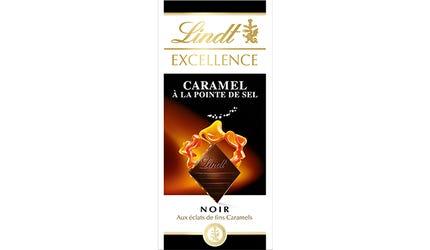 Excellence Noir Caramel A la Pointe de Sel