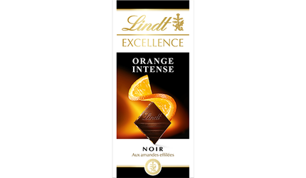 Excellence Noir Orange Intense
