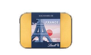 Boîte souvenirs de France