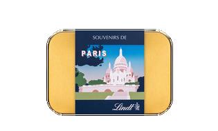 Boîte Souvenirs de Paris
