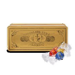 Boîte LINDOR Tradition Or Assorti 400g