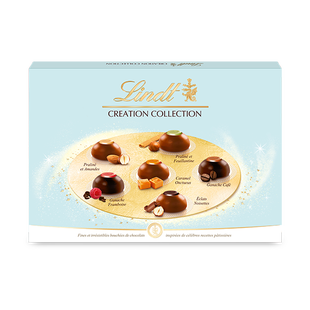 Boîte Lindt CREATION Collection Assorti 455g