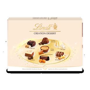 Boîte Lindt CREATION Dessert Assorti 451g