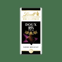 Lindt Excellence Noir 85% Doux 100g