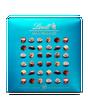 Boîte Lindt Mini Pralinés Assortis Turquoise 180g
