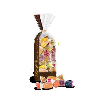 Sachet Pâtes de Fruits LINDT Assorti 627g