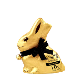 Lapin Or Noir 70% Cacao 100g