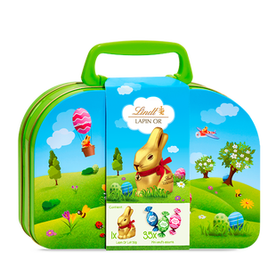 Valise Lapin Or Lait 235g
