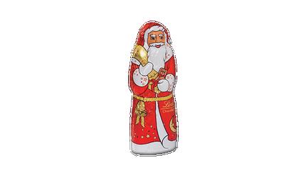 Mini Père Noël Lait