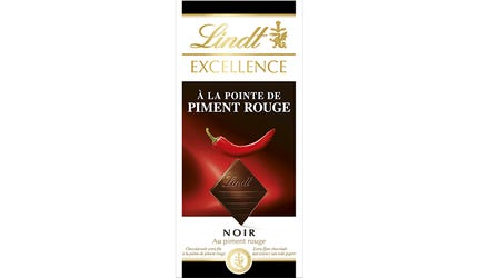 Excellence Noir A la Pointe de Piment Rouge