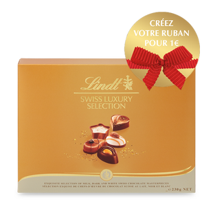 Boîte Lindt Swiss Luxury Selection 230g
