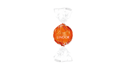 Lindor Lait Orange