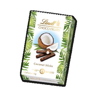 Boîte Lindt Coconut Sticks 125g