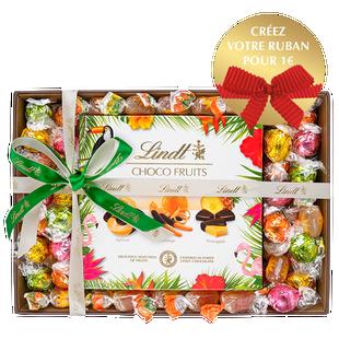 Panière Lindt CHOCO FRUITS 782,2g