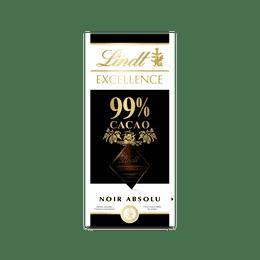 Lindt Excellence Noir 99%