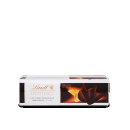 Lindt Excellence Les Tuiles Chocolat Orange Intense