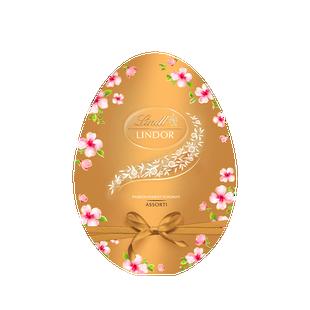 Boîte Lindor œufs assorti 150g