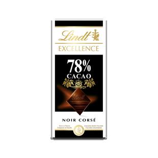 Lindt Excellence Noir 78%