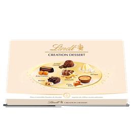 Boîte Lindt CREATION Dessert Assorti 180g