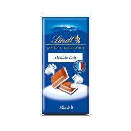 Lindt Maître Chocolatier  Double Lait
