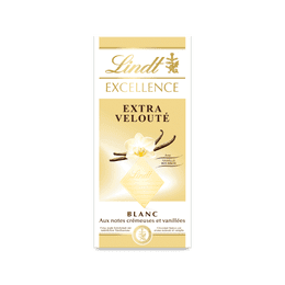 Lindt Excellence Blanc Extra Velouté