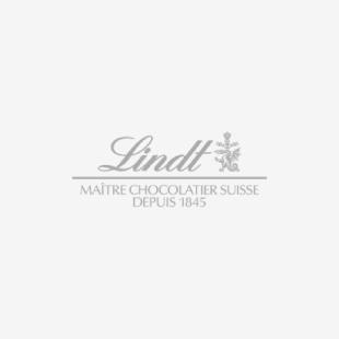 Sachet Œufs moyens Lindor Noir 70% Cacao 180g